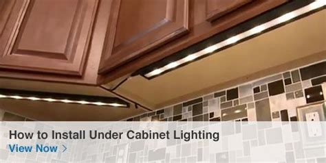 how to install lights under kitchen cabinets shop under cabinet lighting at lowes com