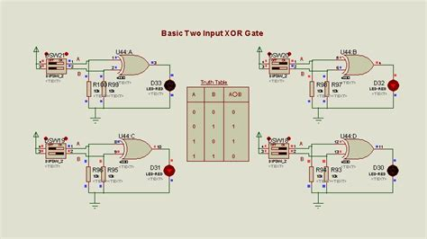integrated circuit xor xor gate integrated circuit 28 images introduction to logic gates xnor of 11 hardware