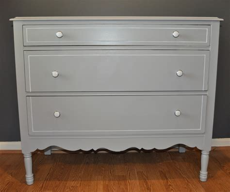 furniture gorgeous bedroom decoration using 6 drawer gray painted furniture dresser including