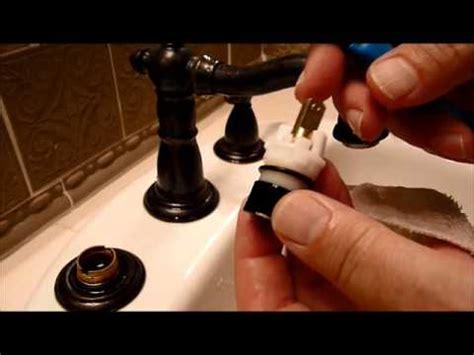 Delta Bathroom Faucet Repair: Seats and Springs, Serramar HOA   YouTube
