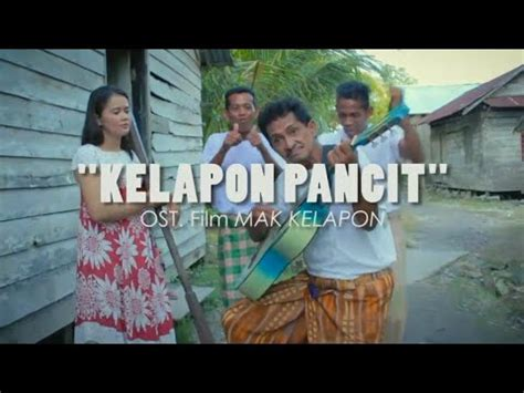 soundtrack lagu film pee mak kelapon pancit ost mak kelapon youtube