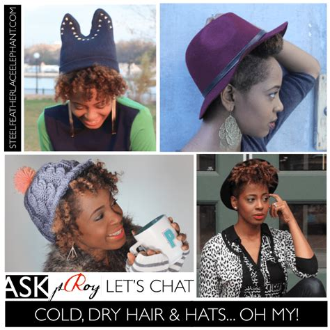 Drying Hair Cold Or askproy the cold my hair hats oh my steel