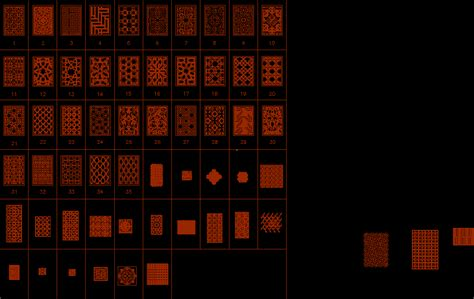 islamic pattern free dwg blocks of islamic art dwg block for autocad designs cad