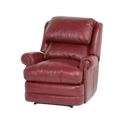 back saver classic recliner classic leather 128 rcl recliners chesapeake bustle back