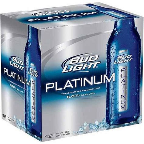 Calories In Bud Light Platinum by Bud Light Platinum Review