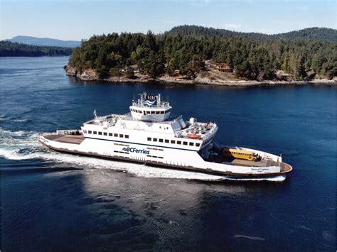 boat lettering nanaimo b c ferries reports 77 4m in earnings increased