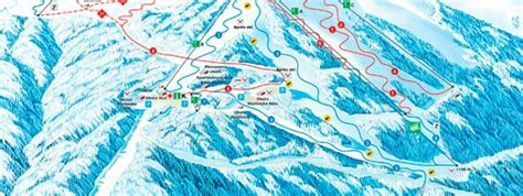Winter Park Sweepstakes - trail map winter park martinky panorama