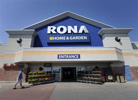 Emco Plumbing Supplies Edmonton by Rona To Sell Commercial Professional Division For 215