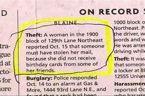 the inquisitr local news can be seriously funny here funny police reports dose of funny