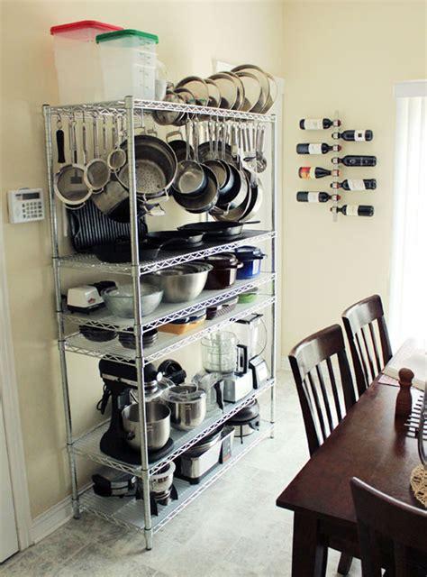 kitchen wall shelving ideas tof idee ruimte cre 235 ren in je keuken met een stellingkast