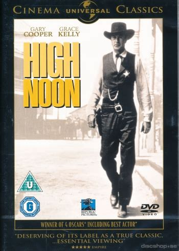 se filmer high noon gratis high noon import dvd discshop se