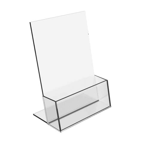 Acrylic Stand acrylic brochure holders ores display systems