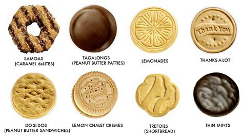 good news guys smoas girl scout cookies all year round