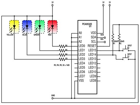 light emitting diodes projects light emitting diode projects 28 images microcontroller projects simple project proteus 8