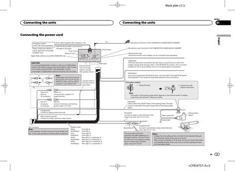wiring diagram pioneer avh x3600dab efcaviation