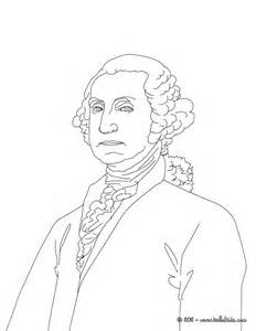 george washington coloring page president george washington coloring pages hellokids