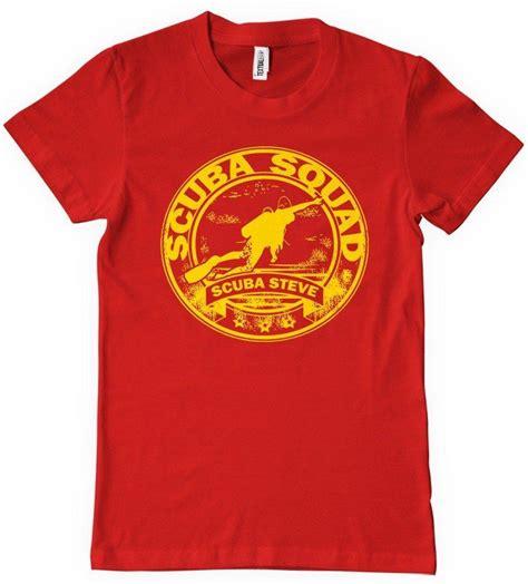 Celana Scuba Polos 1 scuba steve t shirt scuba squad apparel textual tees
