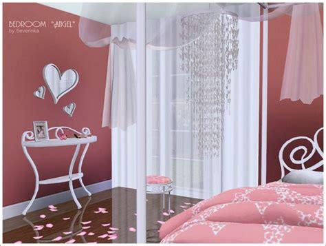 angel bedroom my sims 3 blog angel bedroom set by severinka