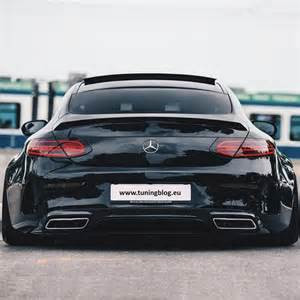 widebody mercedes c63 amg coupe c205 by tuningblog eu