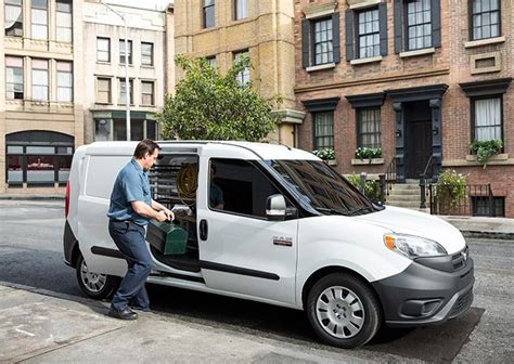 Westborn Chrysler Jeep 2015 Ram Promaster City A Solution For Small Business