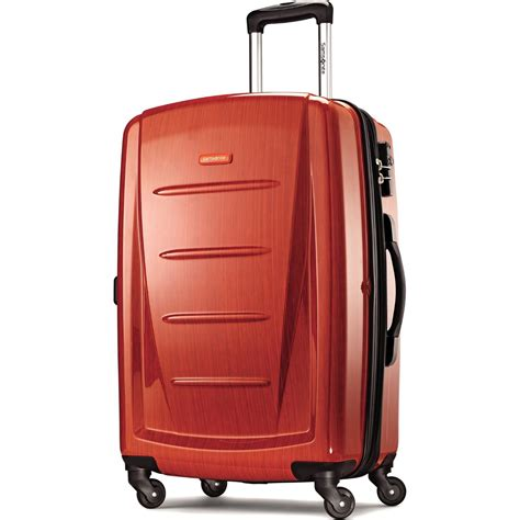 Samsonite Hyperspin 2 Spinner Luggage Reviews by Samsonite Winfield 2 Fashion 24 Inch Hardside Spinner Luggage Suitcase 4 Colors