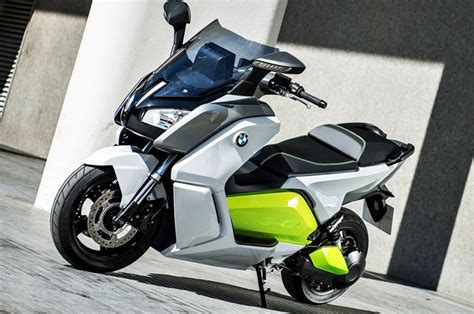 Bmw Motorrad C Evolution Abs 11 Kw 14 by Bmw C Evolution Electric Scooter Unveiled At