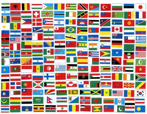 Search All The World Countries Flags Labeled Search Pan Am