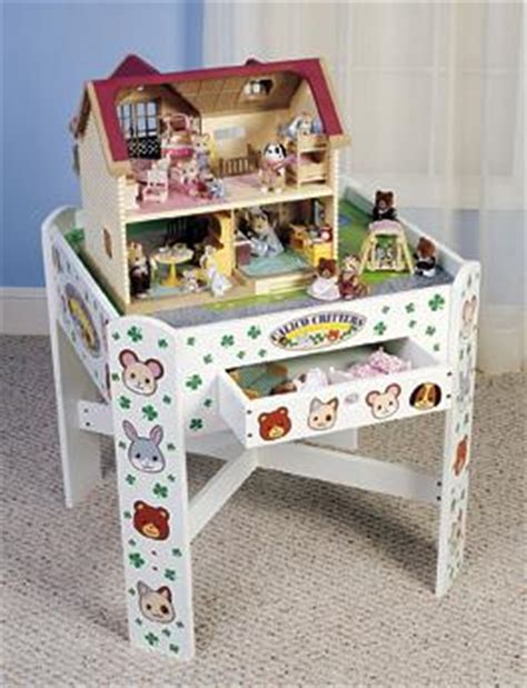 calico critter table calico critters playtable calico critters