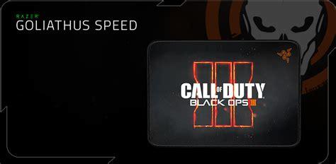 Razer Goliathus Speed Call Of Duty call of duty black ops iii razer goliathus speed тканевый мягкий гладкий игровой коврик