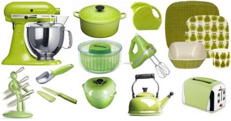 Kitchen Love: For the Love of Green!