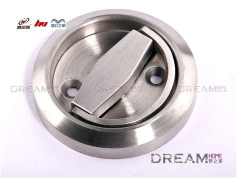 Recessed Door Knob by Free Shiping Stainless Steel Door Lock Recessed