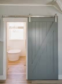 Bathroom Barn Door bathroom barn door cottage bathroom c designs