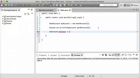 getter setter java definition java tutorial 19 accessor and mutator methods setters