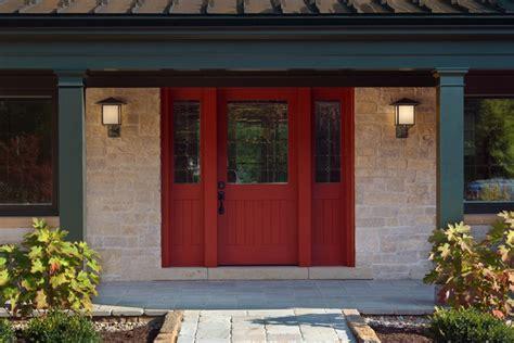 Mahogany Shaker Style Exterior Door Traditional Front Shaker Style Exterior Doors