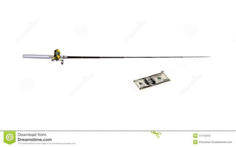 Fish For Money Gift Card - fishing for money royalty free stock images image 11115019