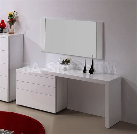 Vanity Mirror Dresser Set Modern Vanities Mirrors