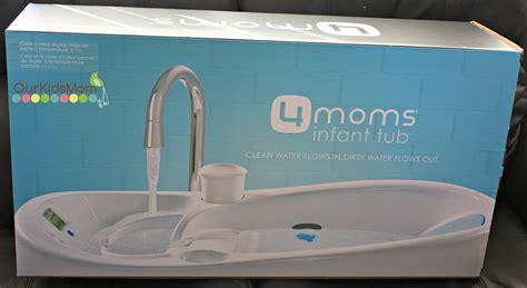 4 moms baby bathtub holiday gift guide 2013 4moms infant bathtub