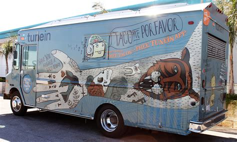food truck outside design 8 ingenious food truck designs print magazine