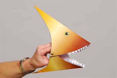 How To Make Puppets At Home With Paper - prehistoric puppets and models geological survey