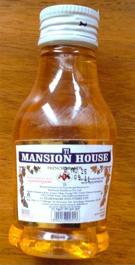 mansion house brandy mansion house alcohol nethravathi distilleries pvt ltd french brandy from sort