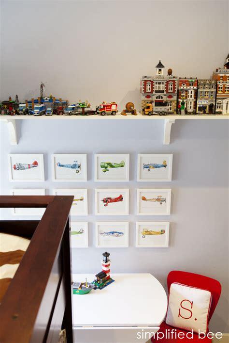 bedroom display shelves kids art display archives simplified bee