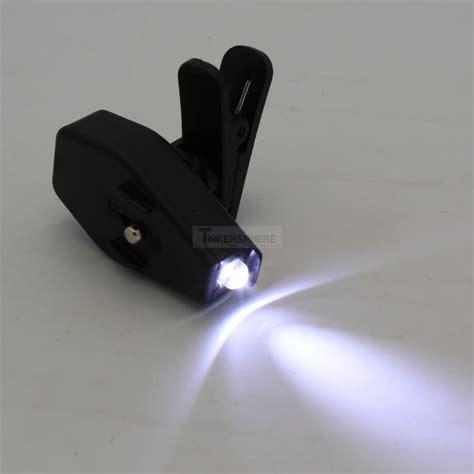 clip  led light attachment  glasses
