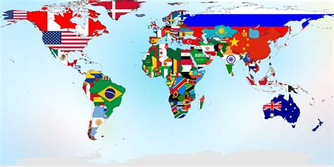 colors of the world map wallpapers world flag map wallpapers