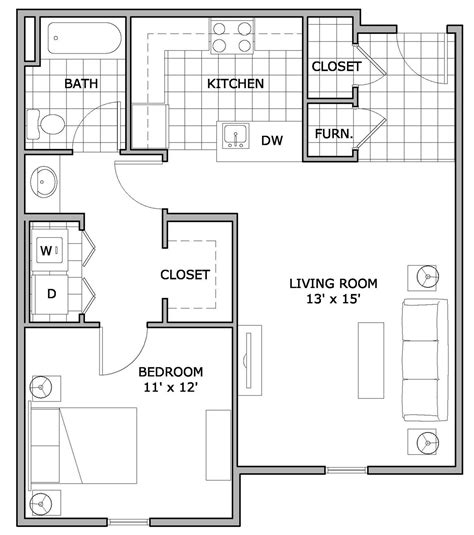 one bedroom apartments springfield mo apartment springfield mo the abbey