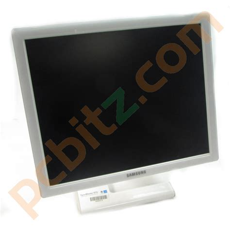 Lcd Monitor Samsung 19 Inch samsung syncmaster 971p ls19mbxxhv edc 19 inch lcd monitor white monitors screens