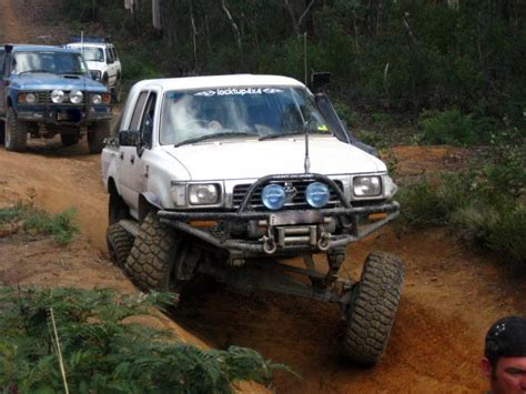 Toyota Solid Axle Toyota Solid Axle Hilux 95 4x4earth