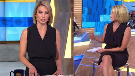 how much does amy robach earn amy robach 04 11 2017 youtube