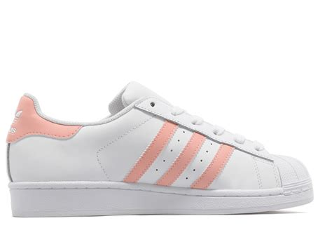 Adidas Stripe adidas superstar shoes pink stripe adidasoutlettrainers co uk