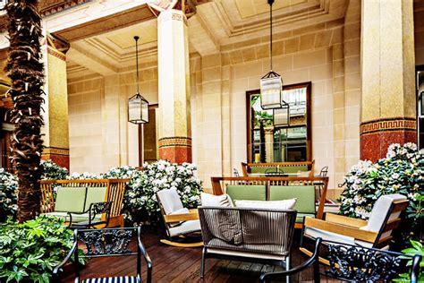 le patio chs elysees prince de galles luxury hotel in