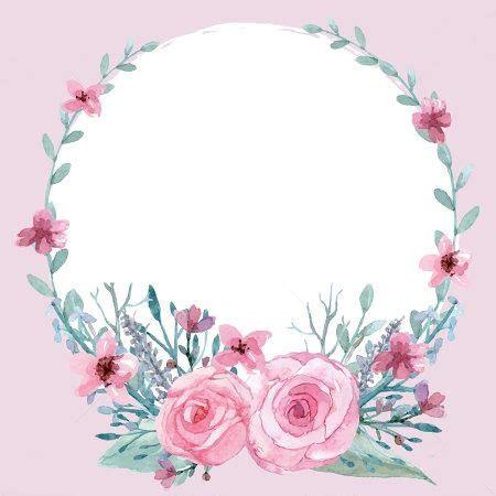 design bunga vintage pin by เพ อน ตลอดกาล on frame circle pinterest